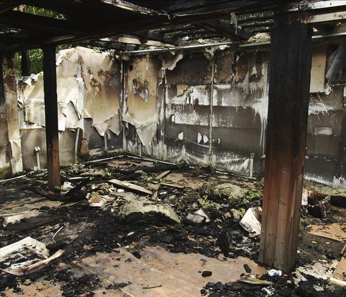 Fire Damage Combating Fire Damage In South Lake Tahoe