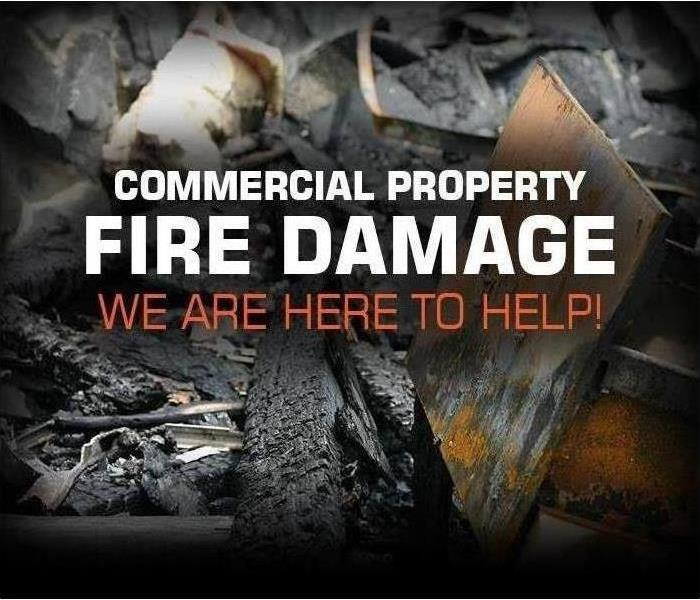 Fire Damage - We are Here to Help