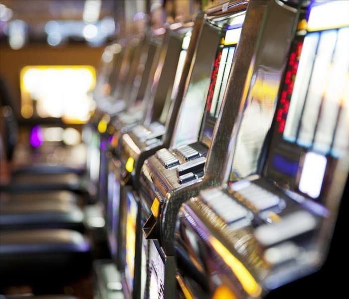 Commercial Casino Closed Due to Commercial Flood Damage in Tahoe
