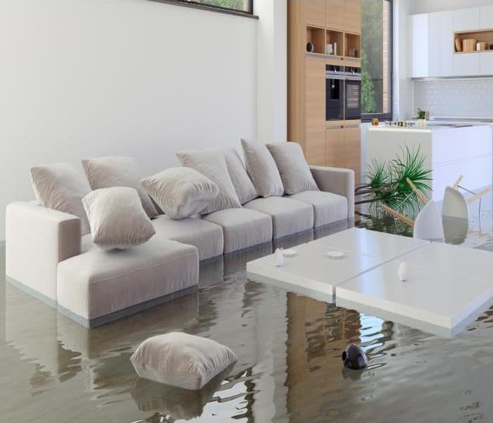 Storm Damage Let Our Crew Help When Your South Lake Tahoe Home Experiences Flood Damage
